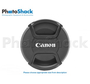 Lens Cap for Canon